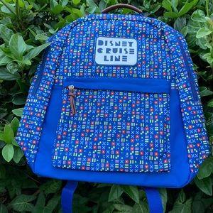 NWT Disney Cruise Line Backpack